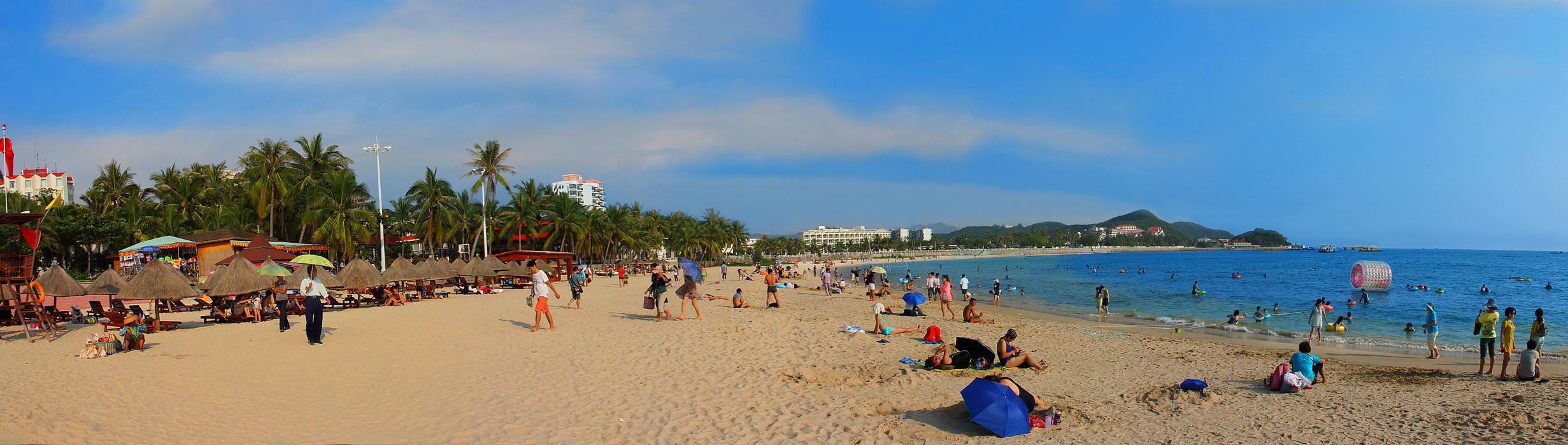 Dadonghai Beach