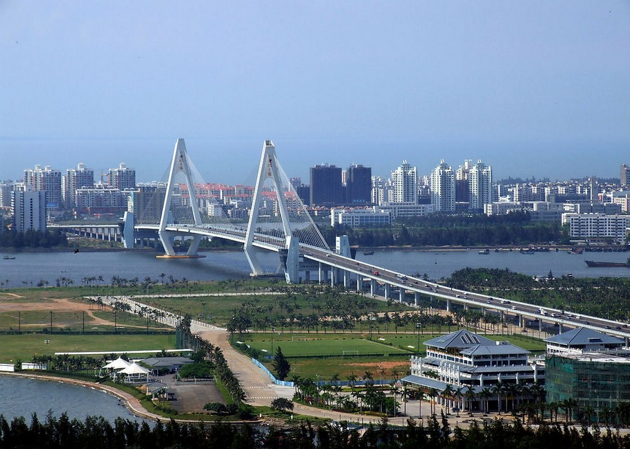 haikou-century-bridge