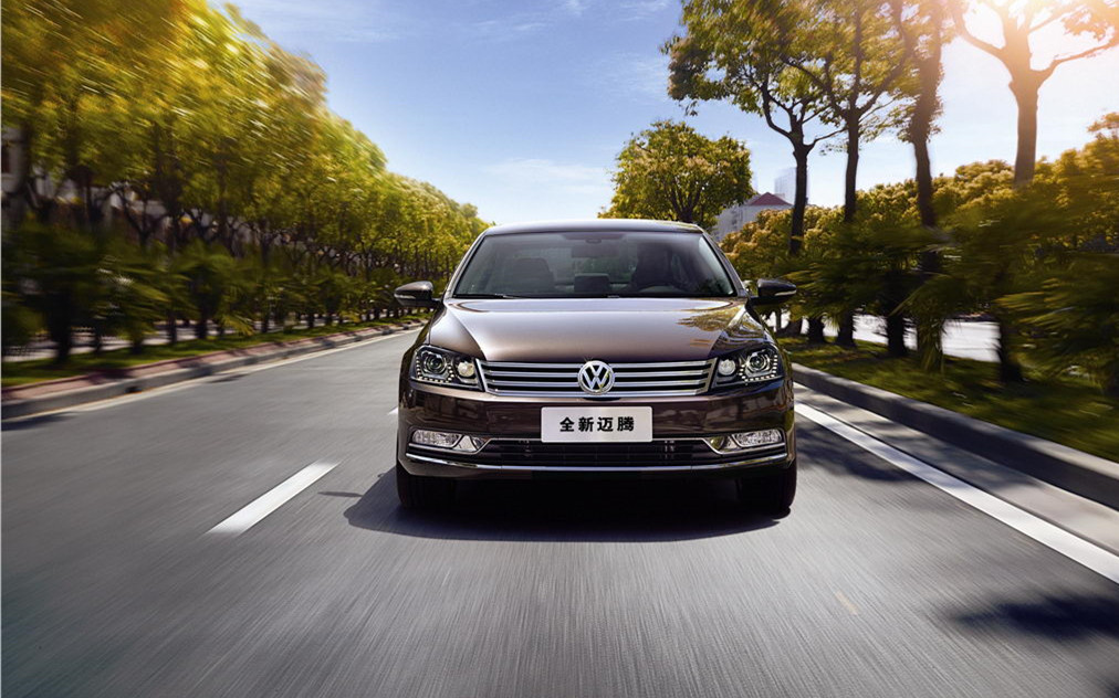 VW Magotan for Daily Rental with Driver
