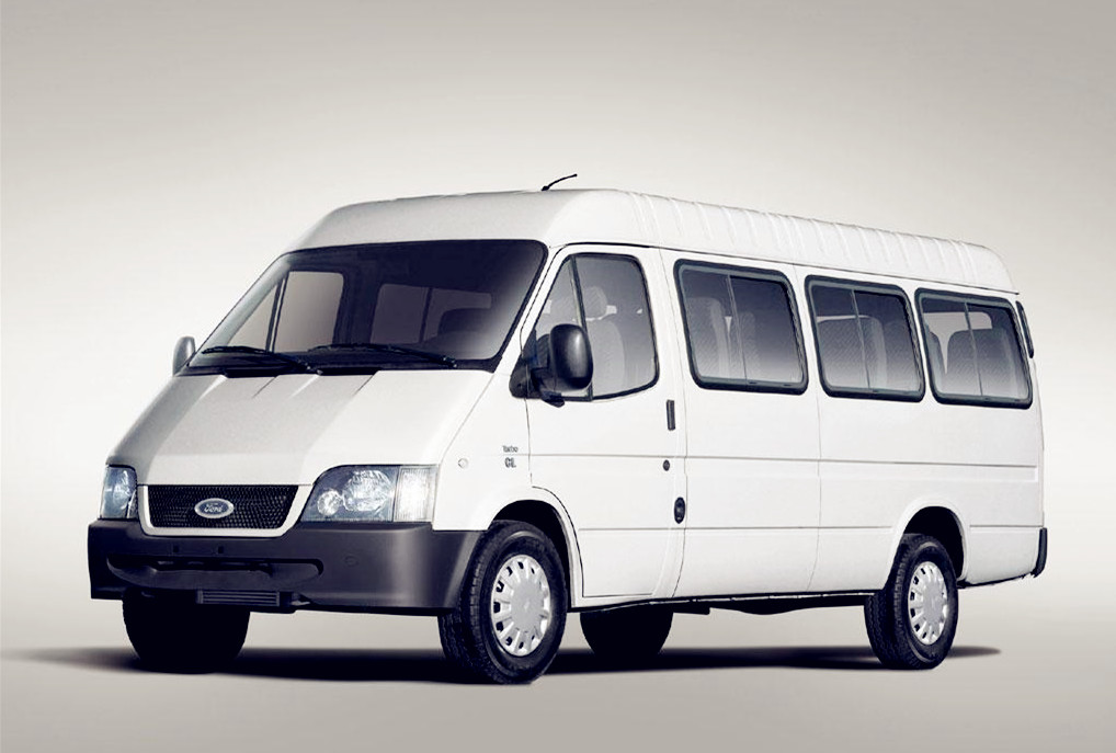 Mini Bus Day Rental for 9-14