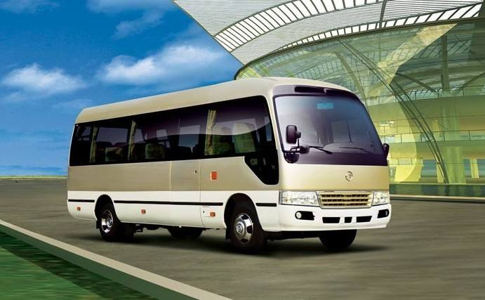 21 Seats Jinlong Minibus Day Rental for 18
