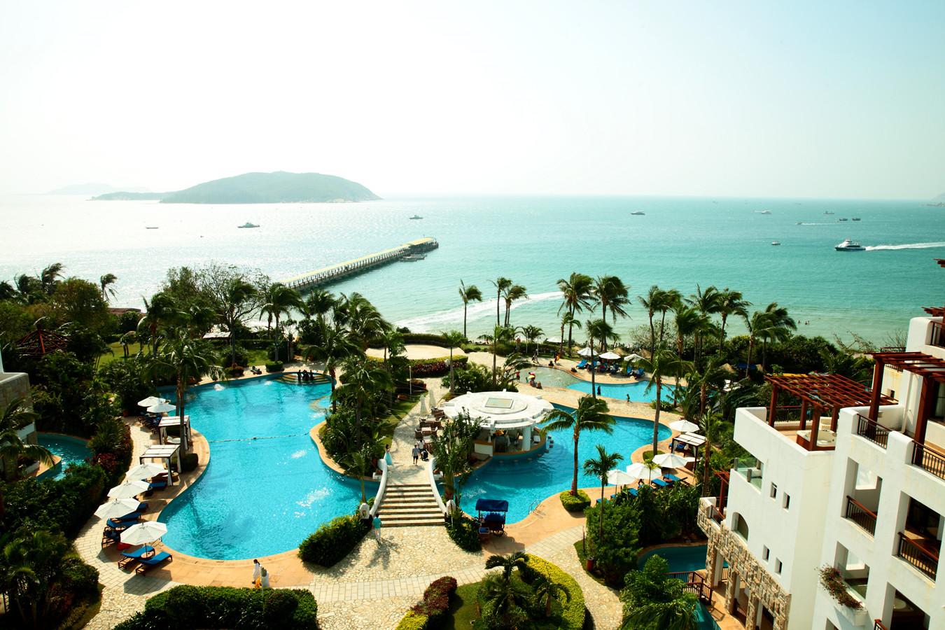 Aegean Jianguo Resort Yalong Bay2