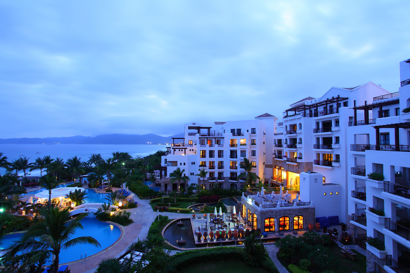 Aegean Jianguo Suites Resort Yalong Bay Sanya