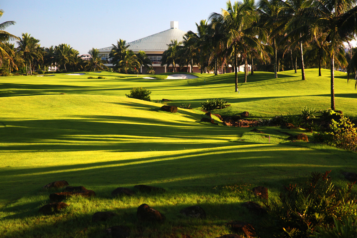 BFA Boao Golf Club in Boao Hainan Island