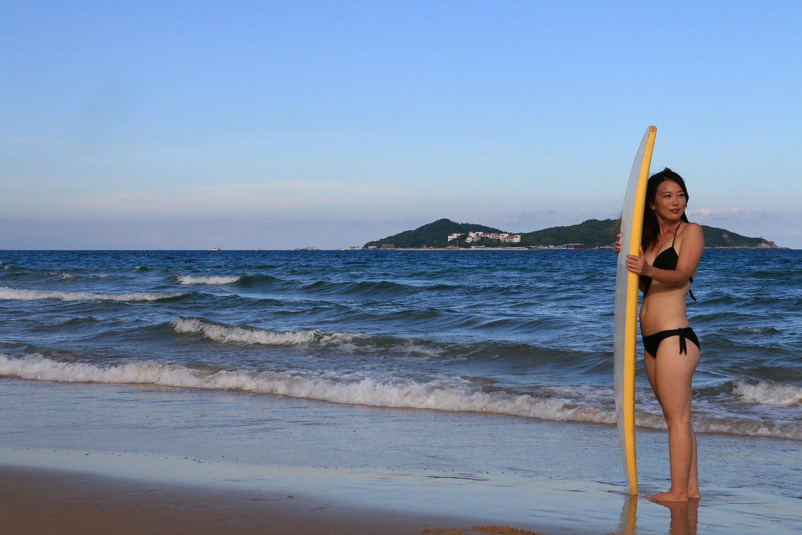 Beaches in Sanya Hainan