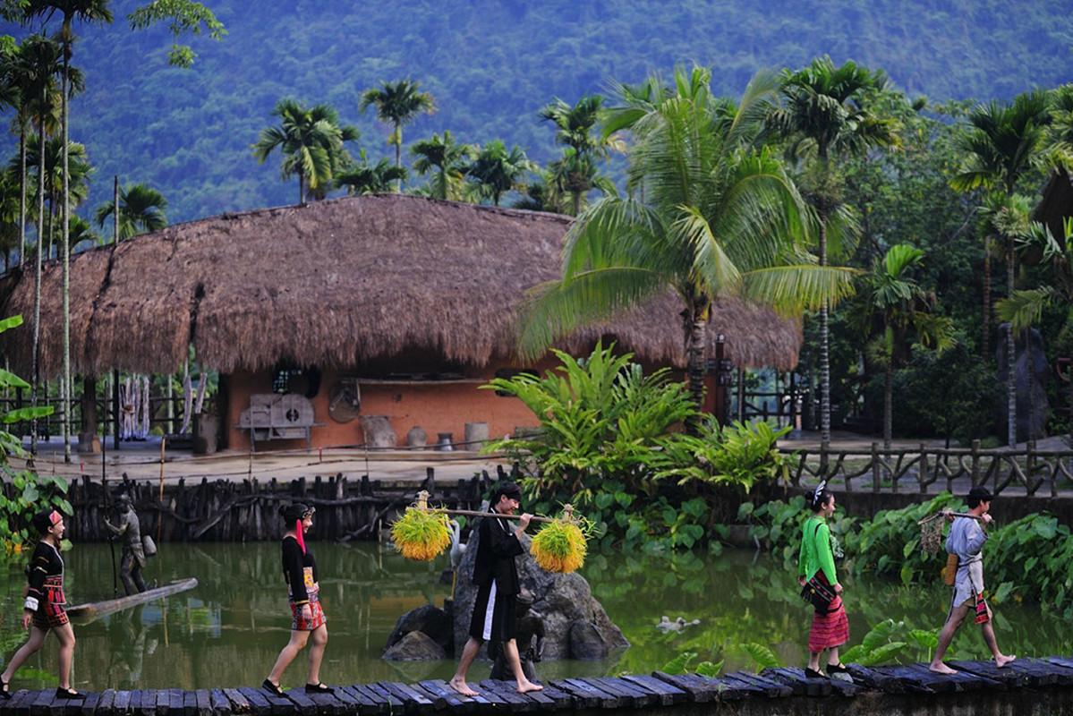 Binglanggu Village Baoting Hainan7