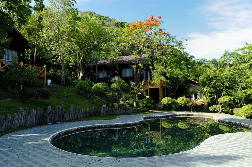 Bungalow in Wuzhizhou Coral Hotel3