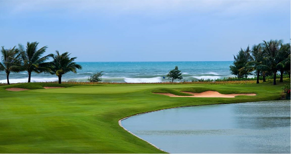 Clear Water Golf Club Lingshui Hainan Island5
