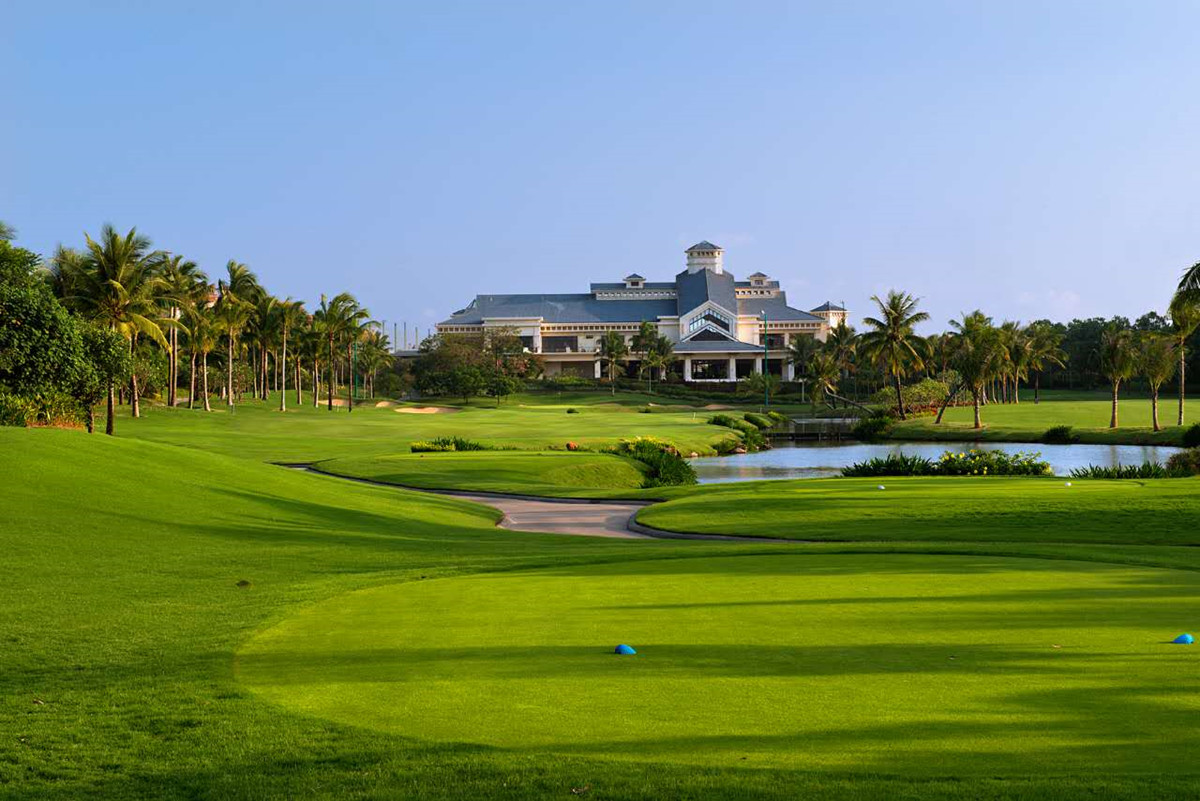 Hainan Clearwater Bay Golf Club Package