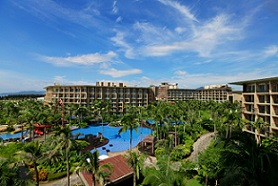 Double Tree Resort by Hilton Haitang Bay at Sanya Hainan Island