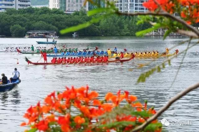 Sanya celebrates Duanwu Festival