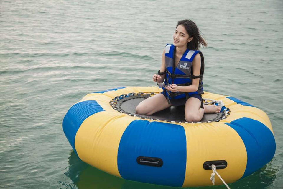 Group tour by Yangfan Yacht6