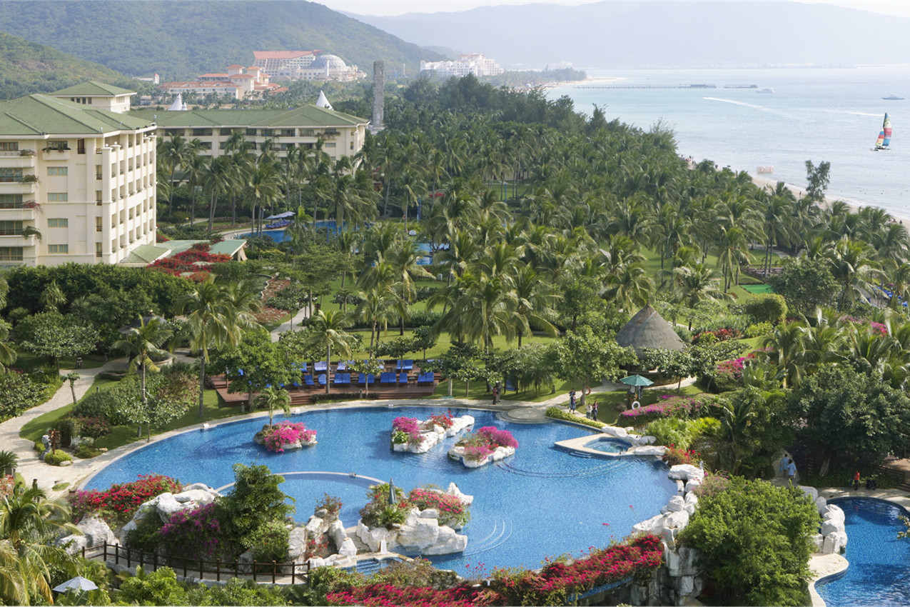 Horizon Resort & Spa Sanya Yalong Bay Hainan Island