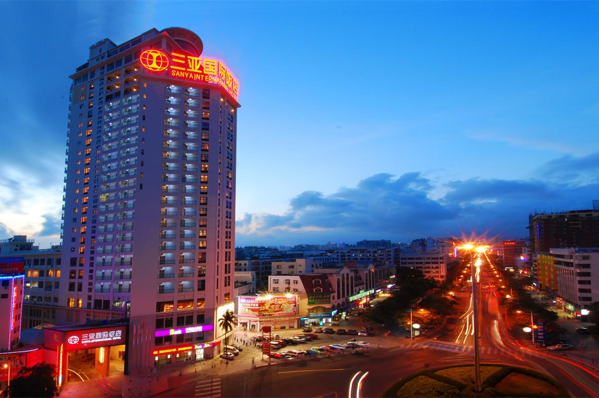 Sanya International Hotel Downtown Center of Sanya Hainan Island