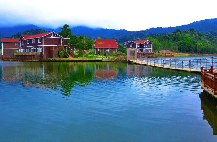 Jianfengling Tianchi Taoyuan Hotel Ledong Hainan Island5