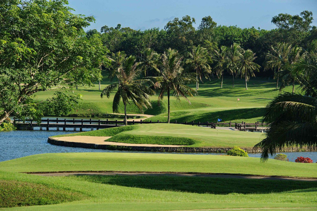 Kangle Garden Golf Club Xinglong Hainan5