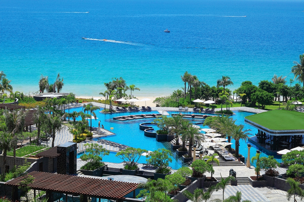 MGM Resort Yalong Bay Sanya Hainan Island2