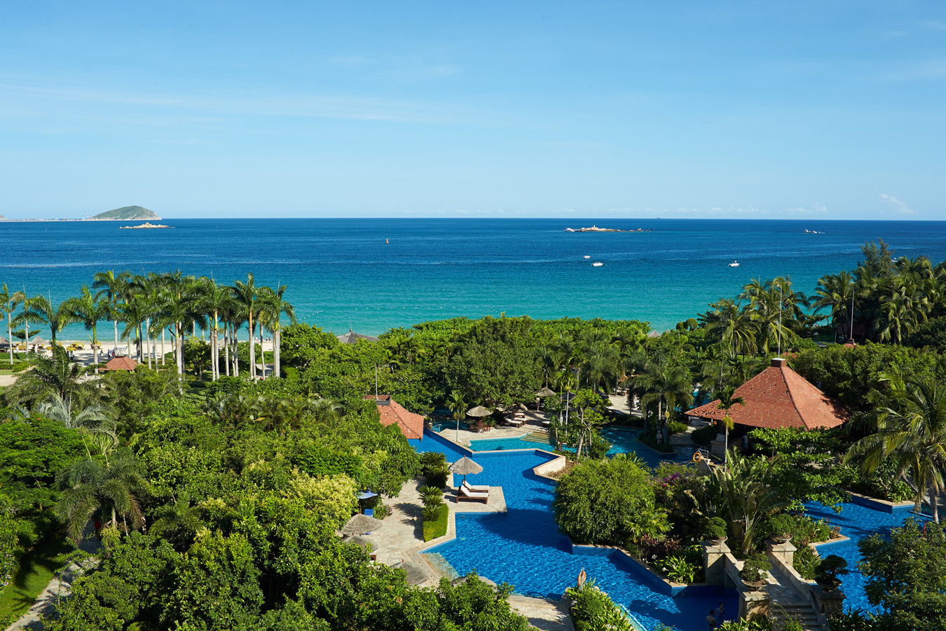 Marriott Resort & Spa Sanya Yalong Bay Hainan