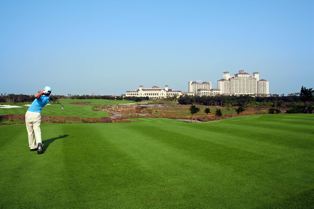 Mission Hills Haikou 4 nights 4 Balls Package