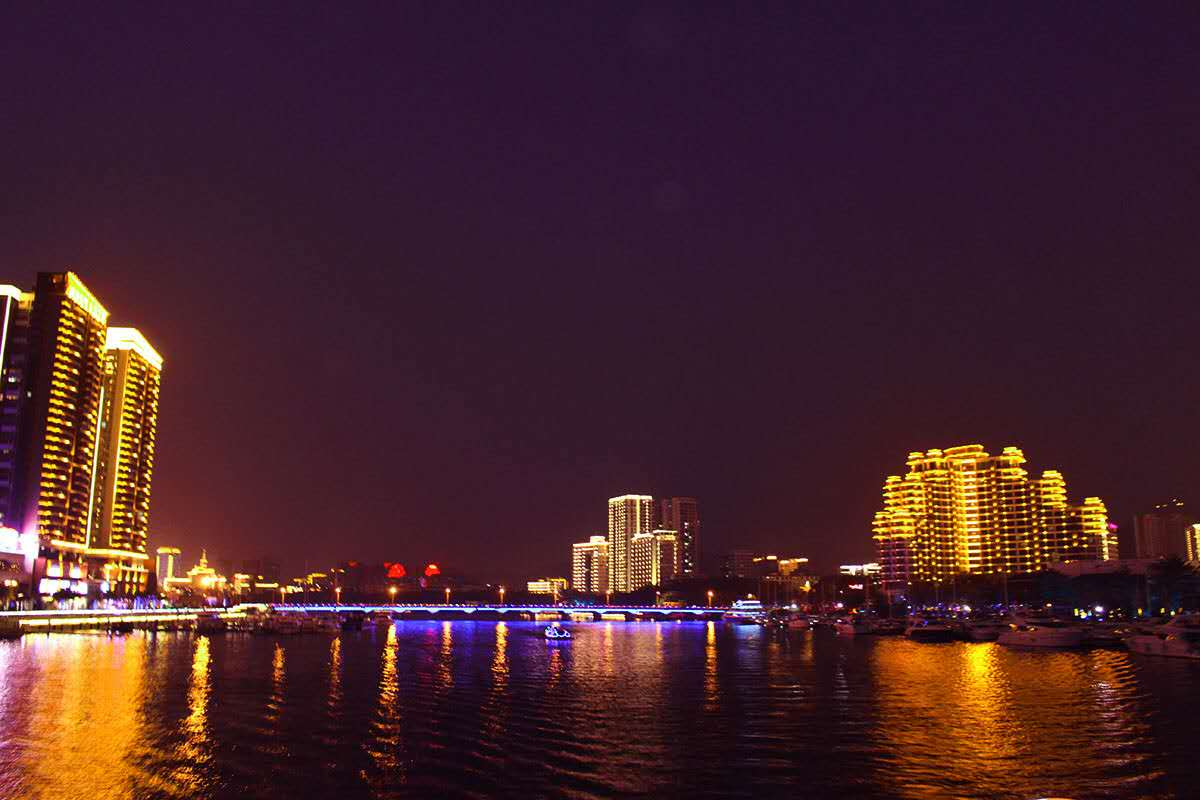Night Tour to Sanya Bay by Yacht3