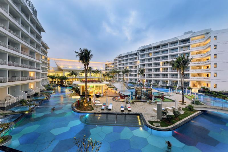 Palace Resort Sanya Yalong Bay Hainan Island China