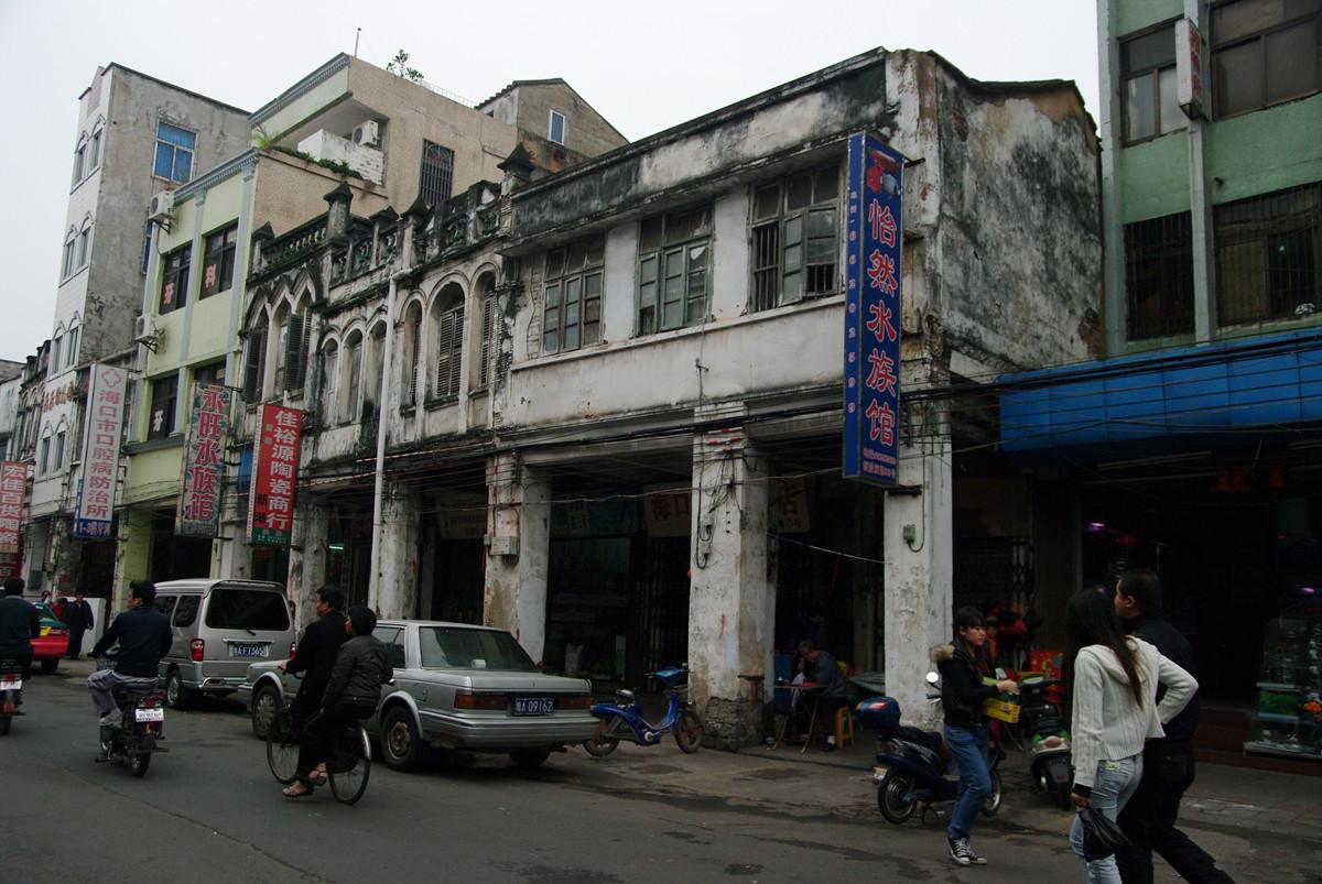 Qilou Old Street Haikou Hainan10