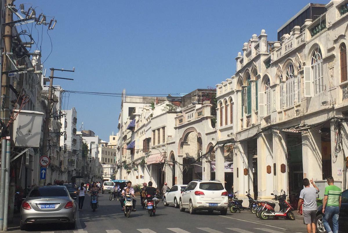 Qilou Old Street Haikou Hainan2