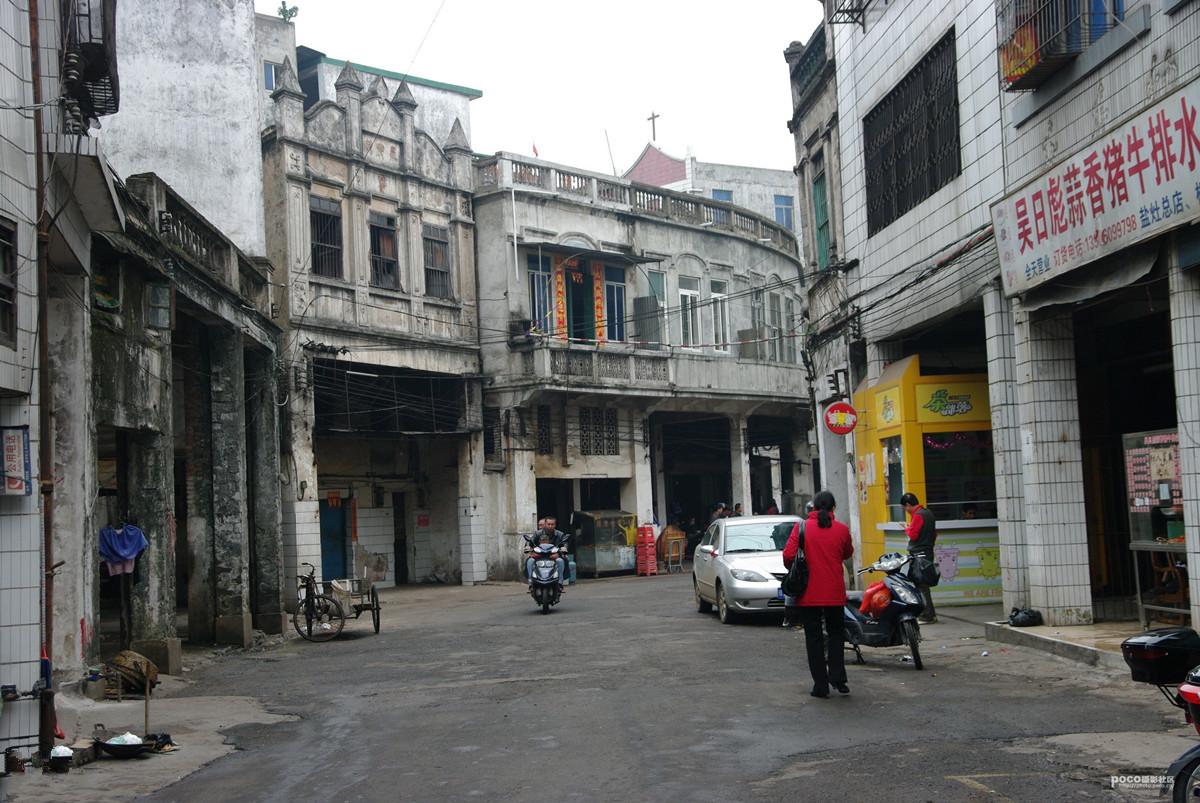 Qilou Old Street Haikou Hainan5