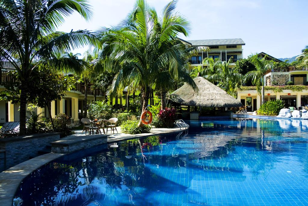 qixianling nanmei hot spring resort baoting Hainan island