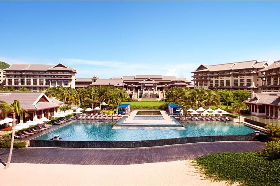 The Ritz-Carlton Resort & Spa Sanya Yalong Bay Sanya Hainan Island