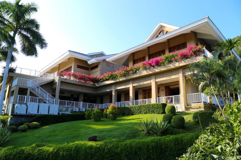 Nanshan Buddhism Hotel Sanya Hainan Island at Nanshan Buddhism Cultrue Park