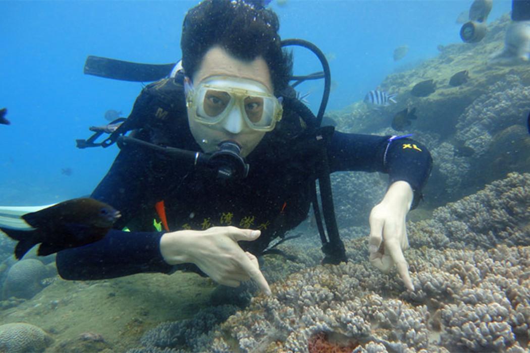 PADI DSD-Discover Scuba Diver Course at Yalong Bay Sanya Hainan Island