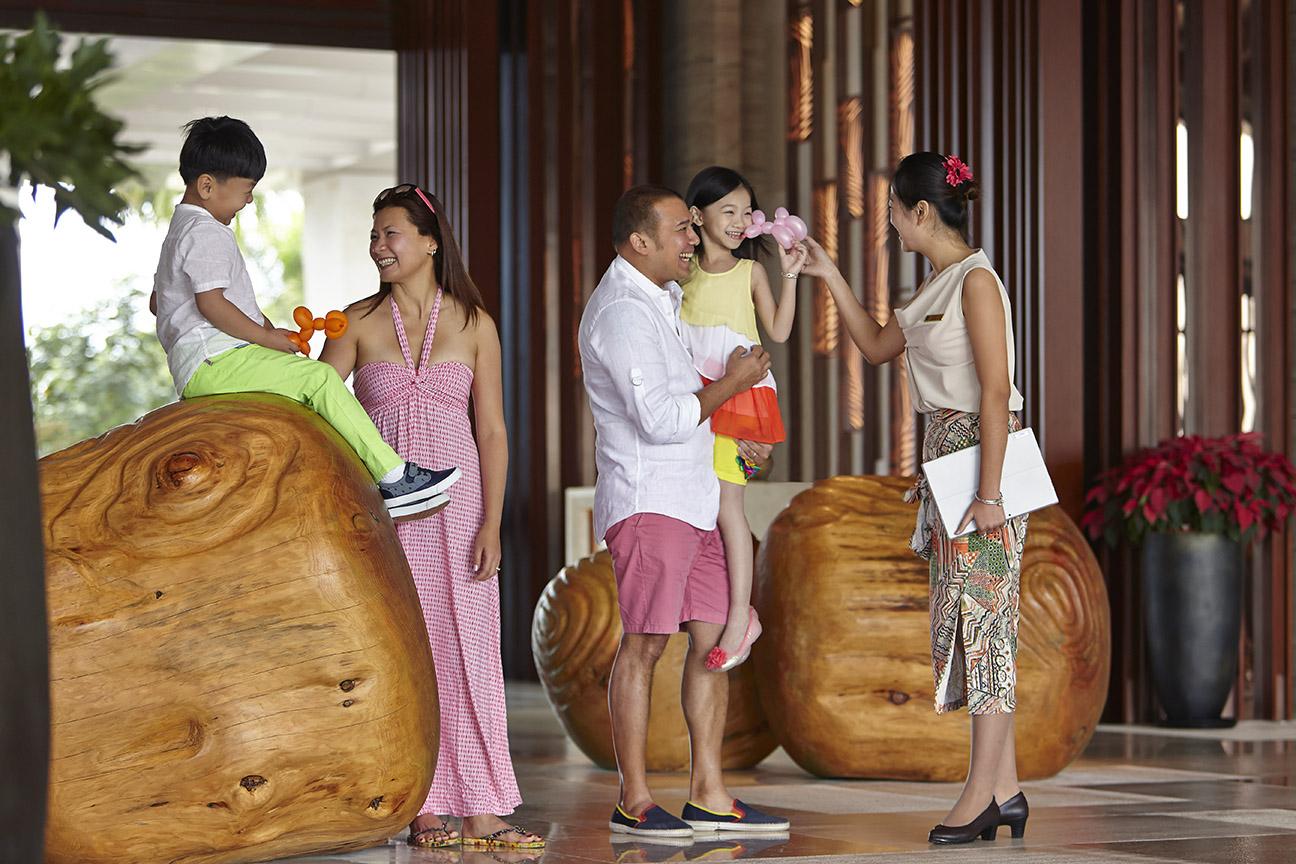 Shangri-La Resort & Spa Haitang Bay at Sanya Hainan Island