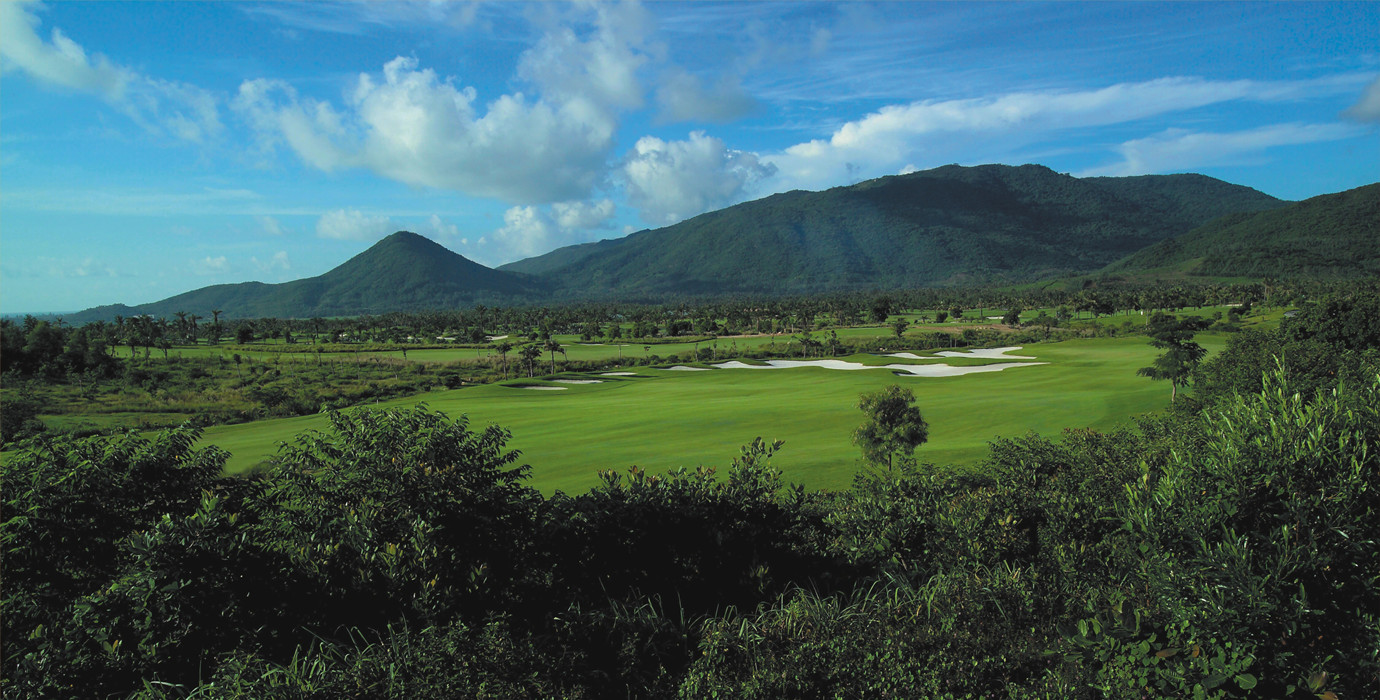 Sun Valley Golf Club Yalong Bay Sanya Hainan Island