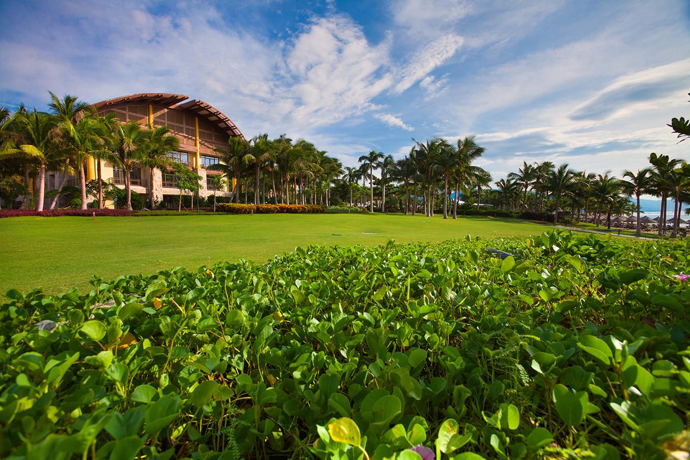 The St. Regis Resort Sanya Yalong Bay Hainan Island