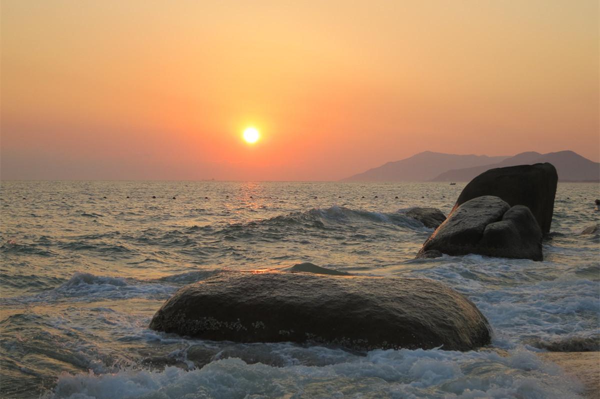 Nanshan Guanyin Sanya Hainan Island & Tianyahaijiao Sanya Hainan Island