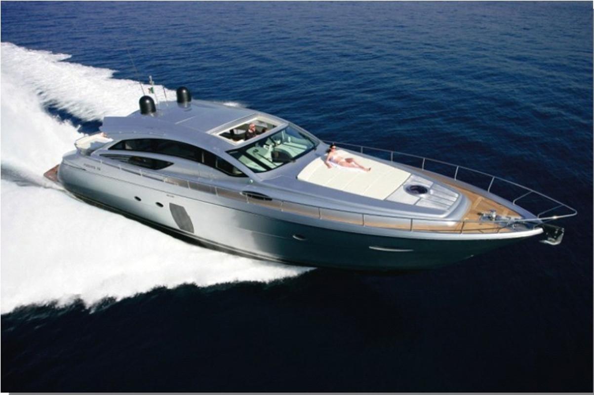 Yacht Rental/catamaran Rental/Sail Boat Rental in Sanya-Visun 1 Italian Pershing 72 Yacht