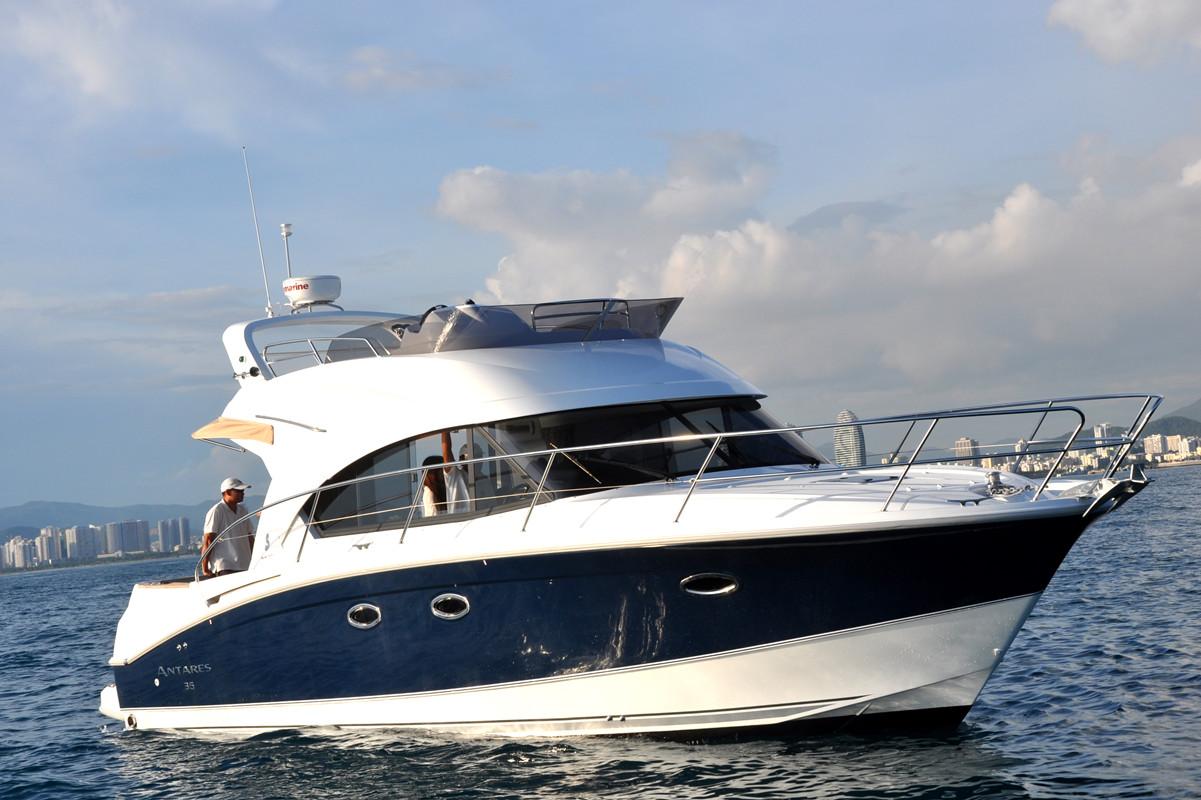 Visun 20 France Antares Yacht Sanya Hainan Island2