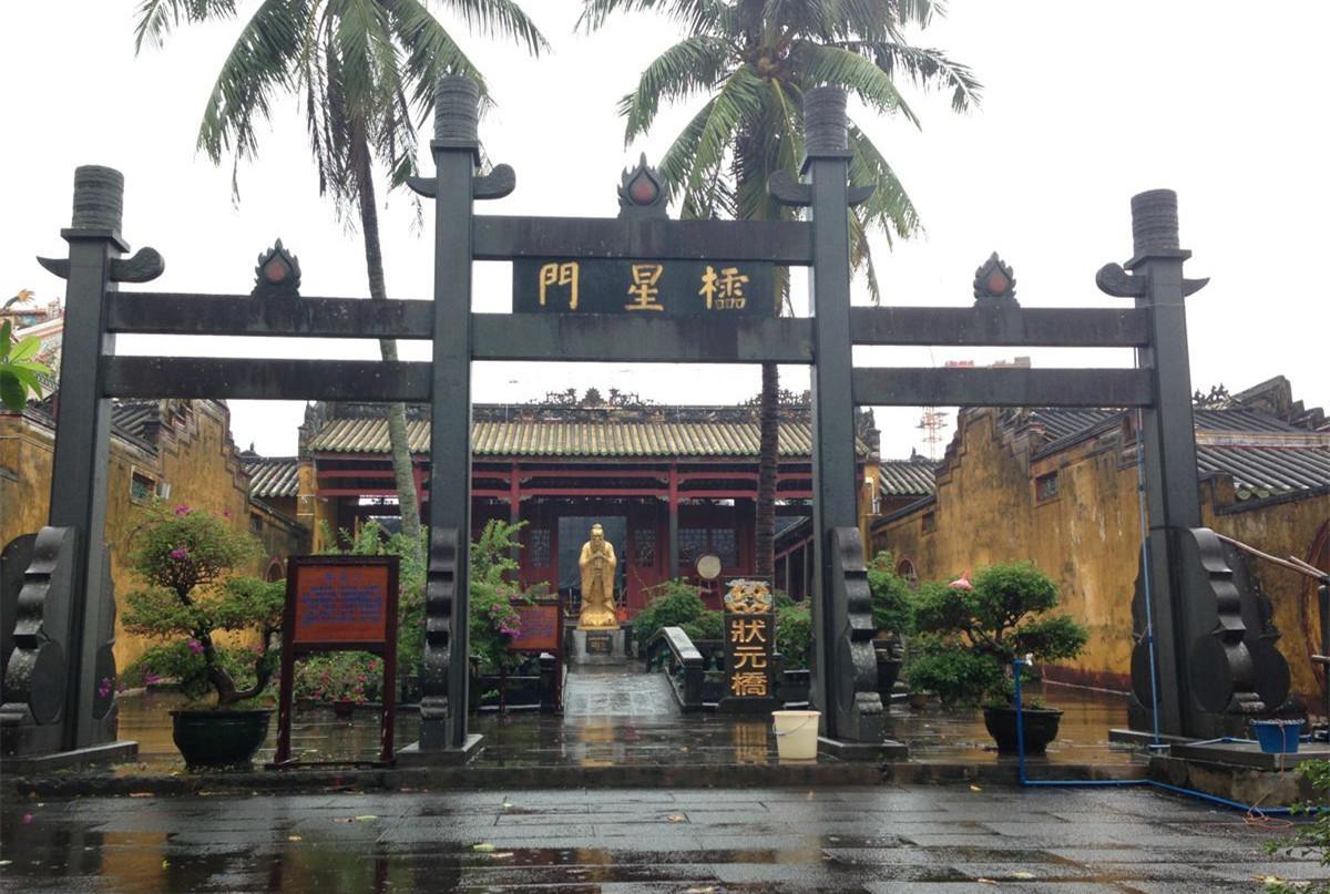 Wenchang Confusions Temple Hainan Island8