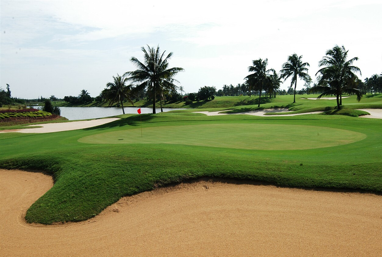 Wenchang Golf Club Hainan Island4