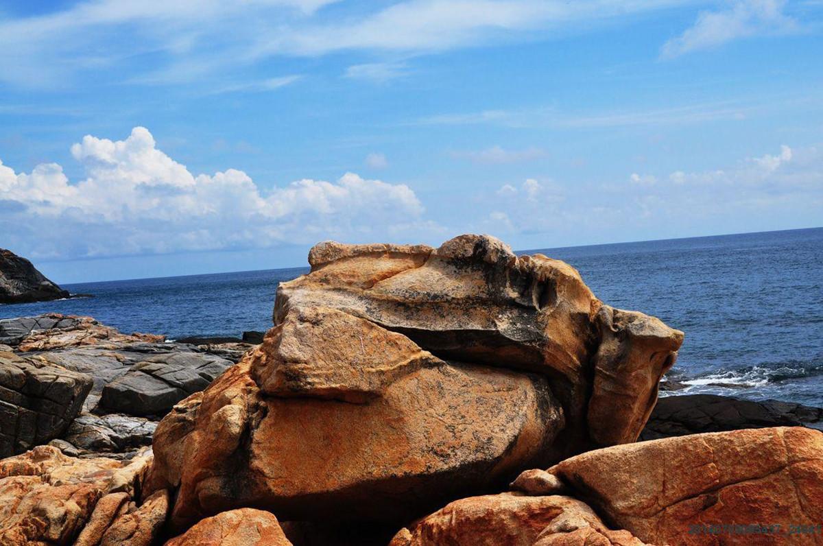 Wenchang Stone Park Hainan Island8