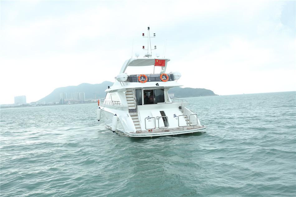 Yangfan Ximan Yacht Sanya Hainan Island3