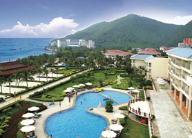 Liking Resort on Dadonghai Bay Sanya