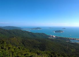 Day tour to Yalong Bay Tropical Paradise Forest Park Sanya and Yalong Bay beach