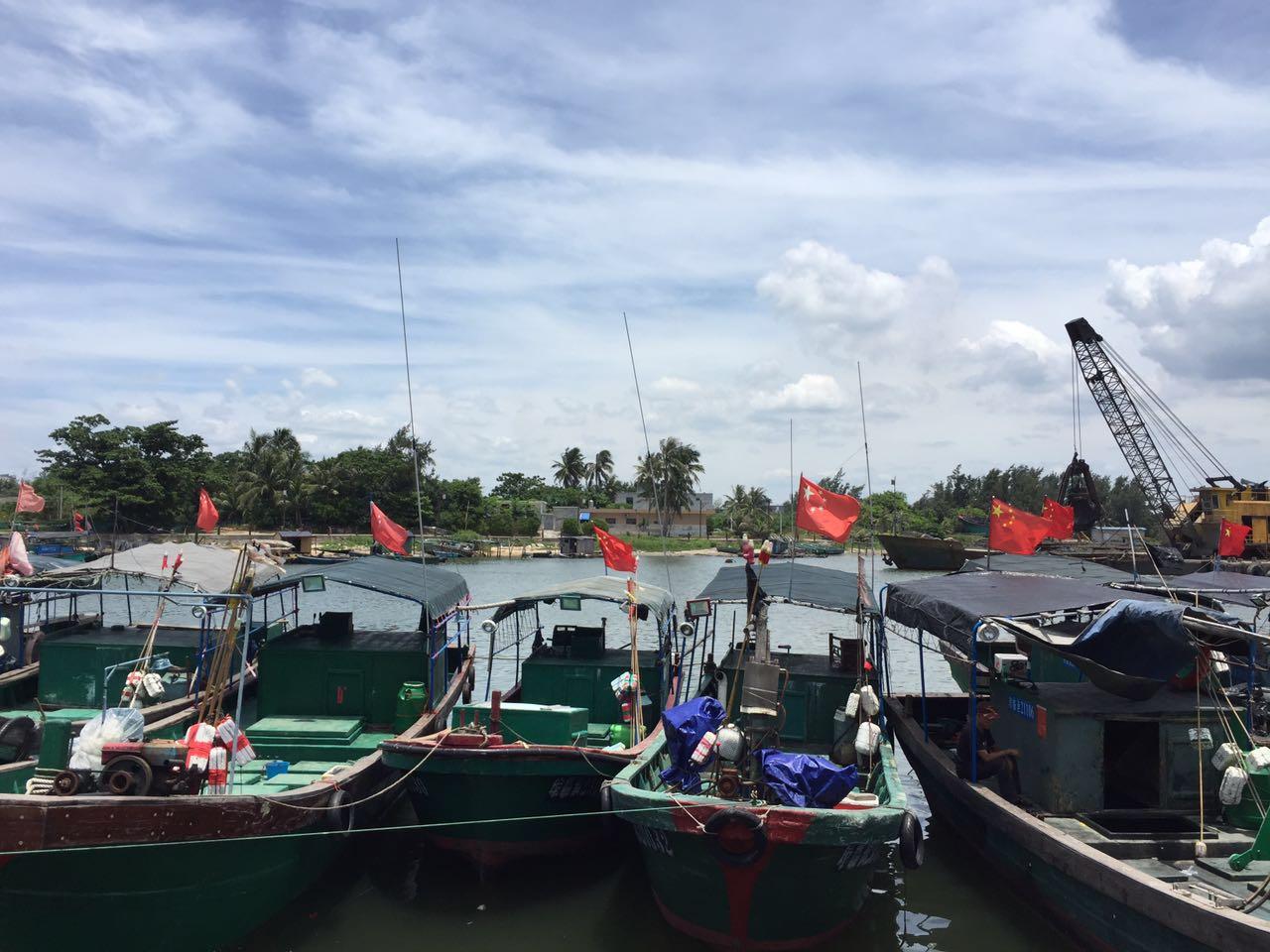 Hainan Fishing Village