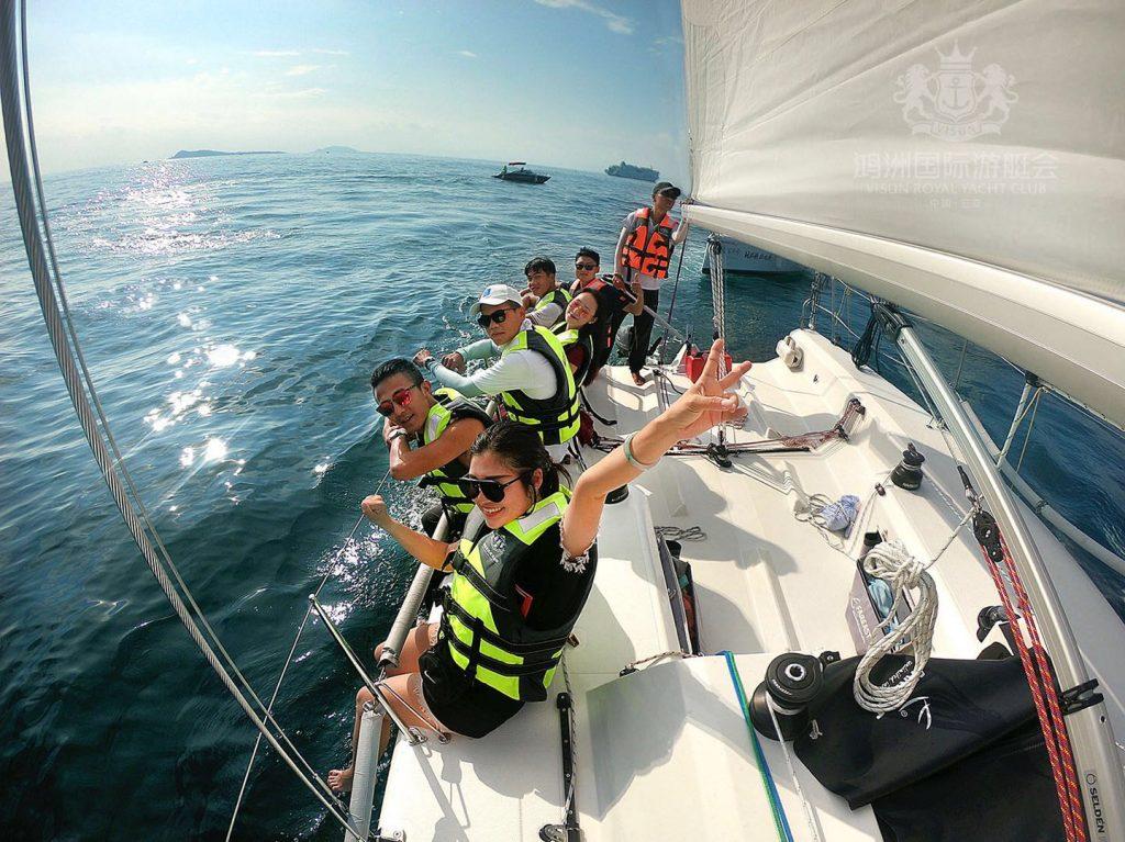 Sanya Hainan Sailing Package/Experience Sailing in Sanya