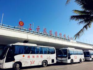 Sanya Airport Shuttle Bus